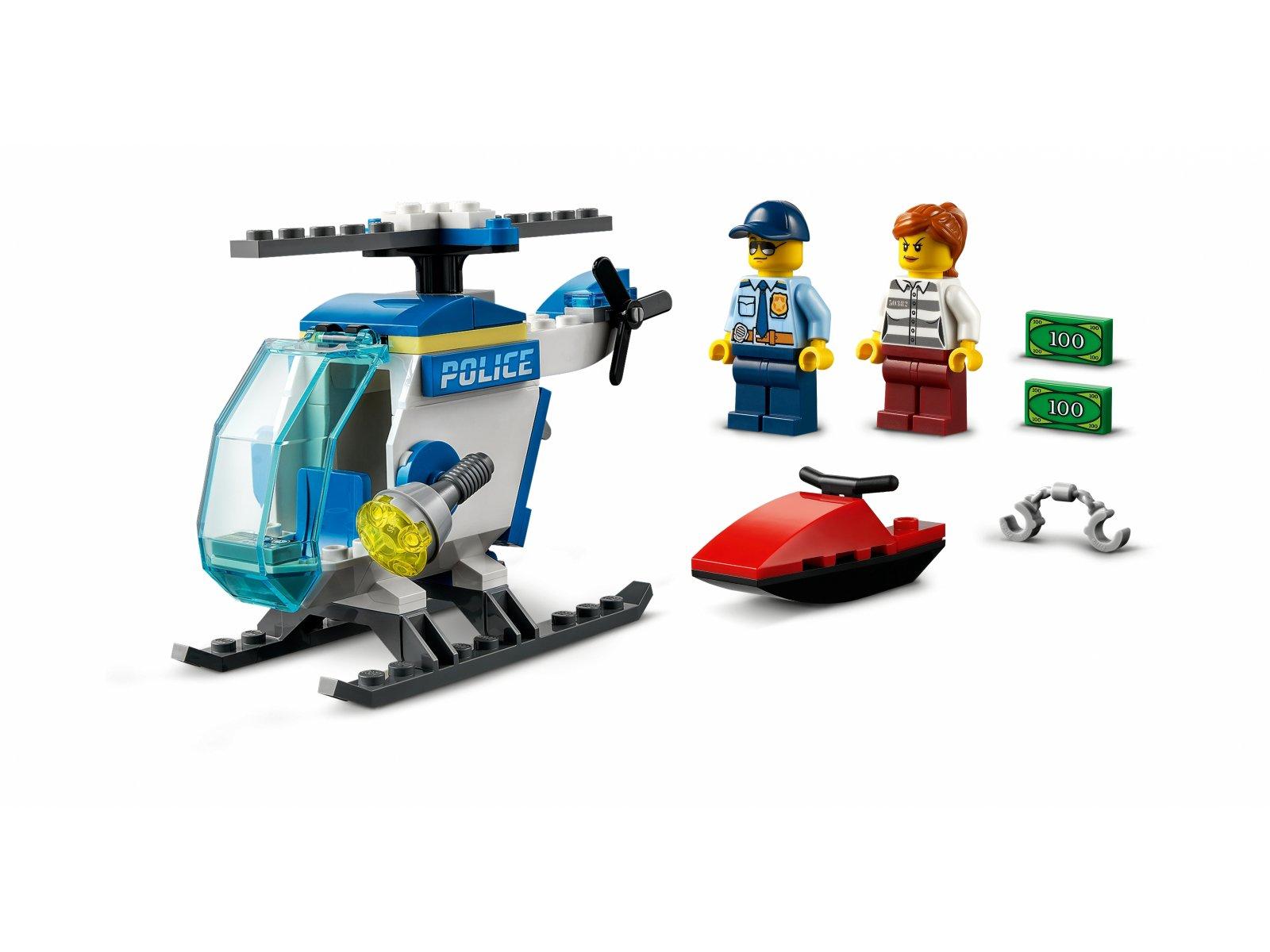 LEGO 60275 City Helikopter policyjny