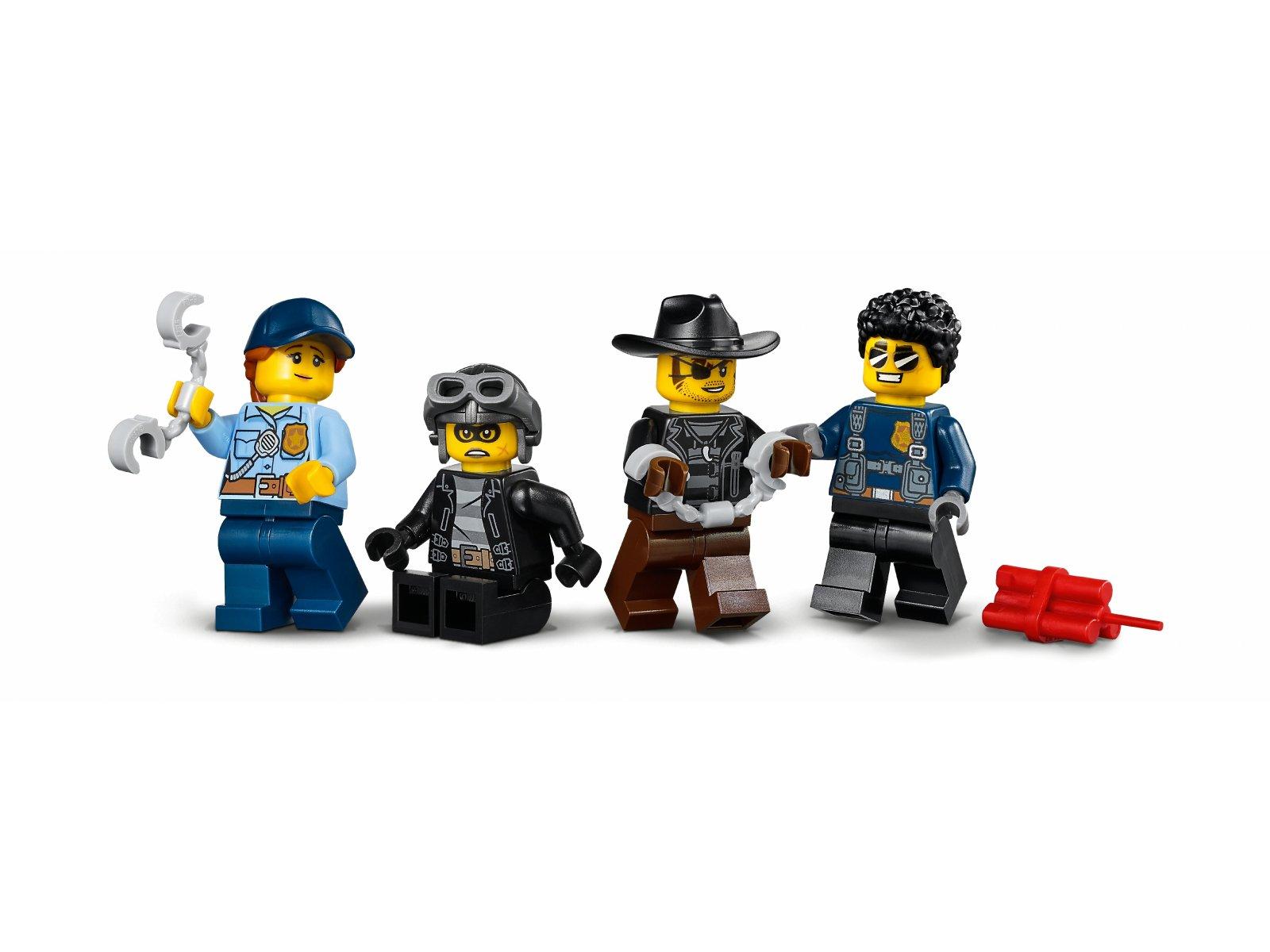 LEGO 60276 Policyjny konwój więzienny