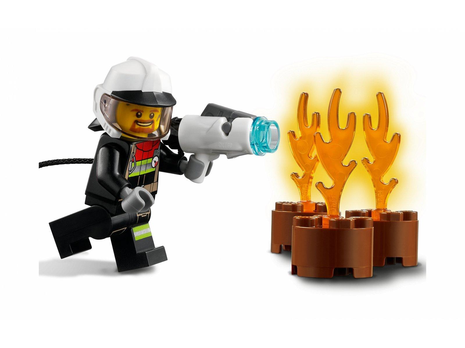 LEGO 60279 Mały wóz strażacki