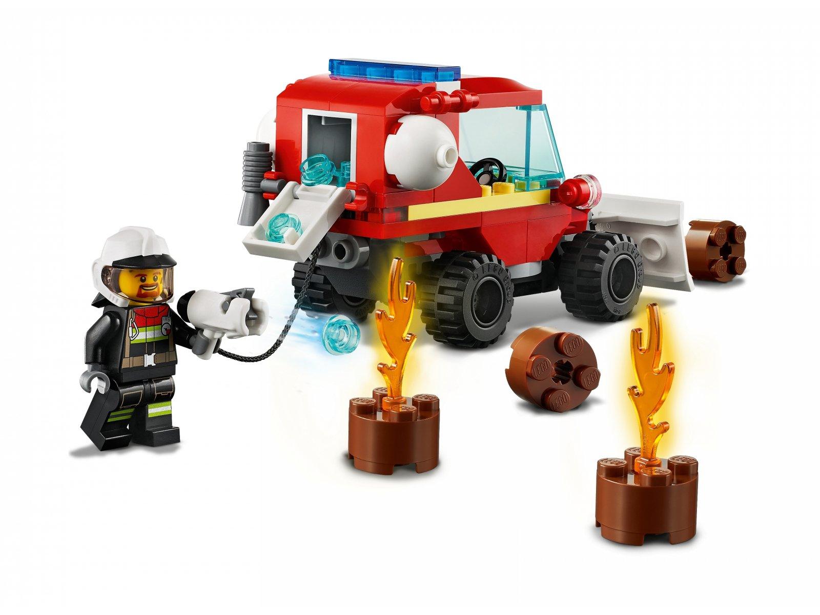 LEGO 60279 City Mały wóz strażacki