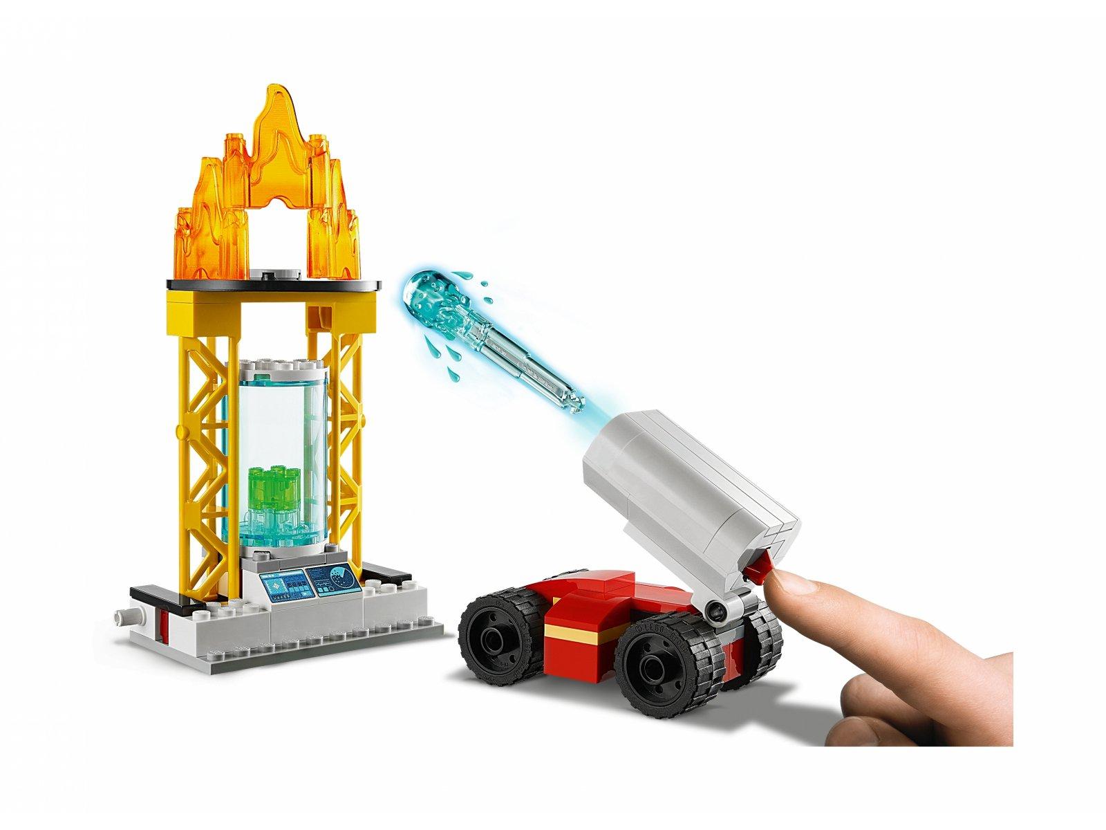 LEGO 60282 City Strażacka jednostka dowodzenia