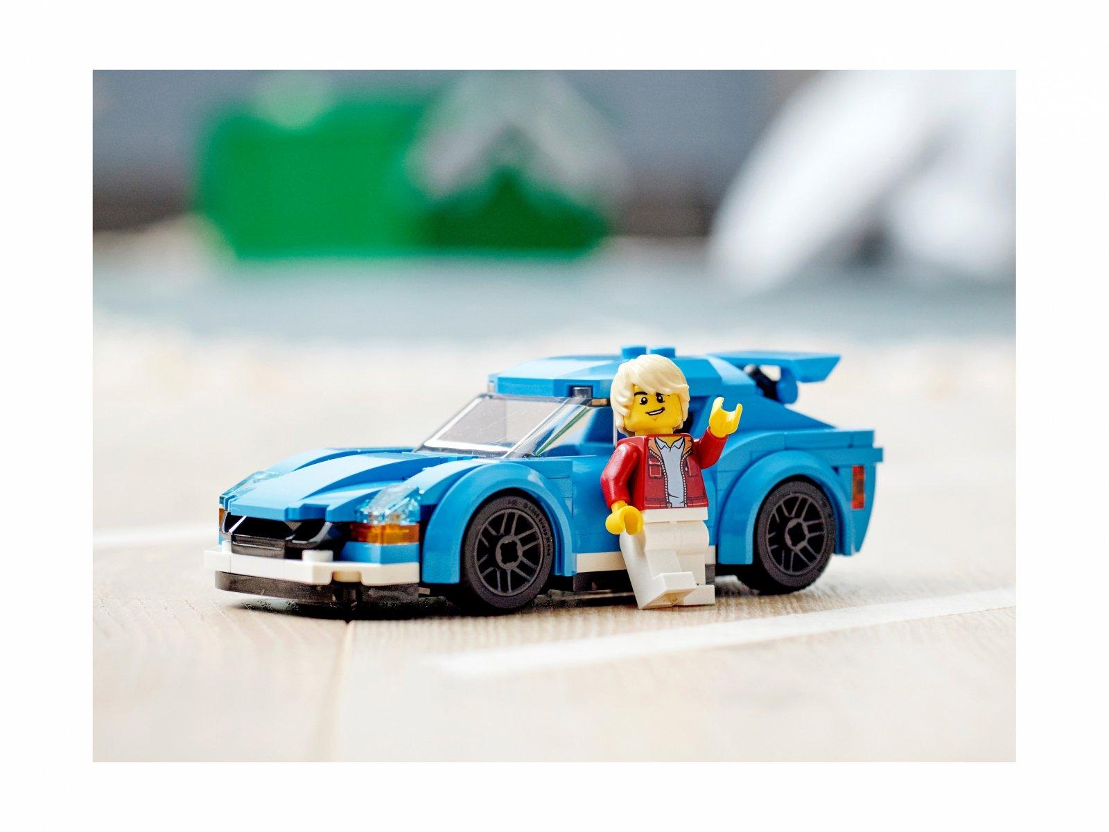 LEGO 60285 City Samochód sportowy