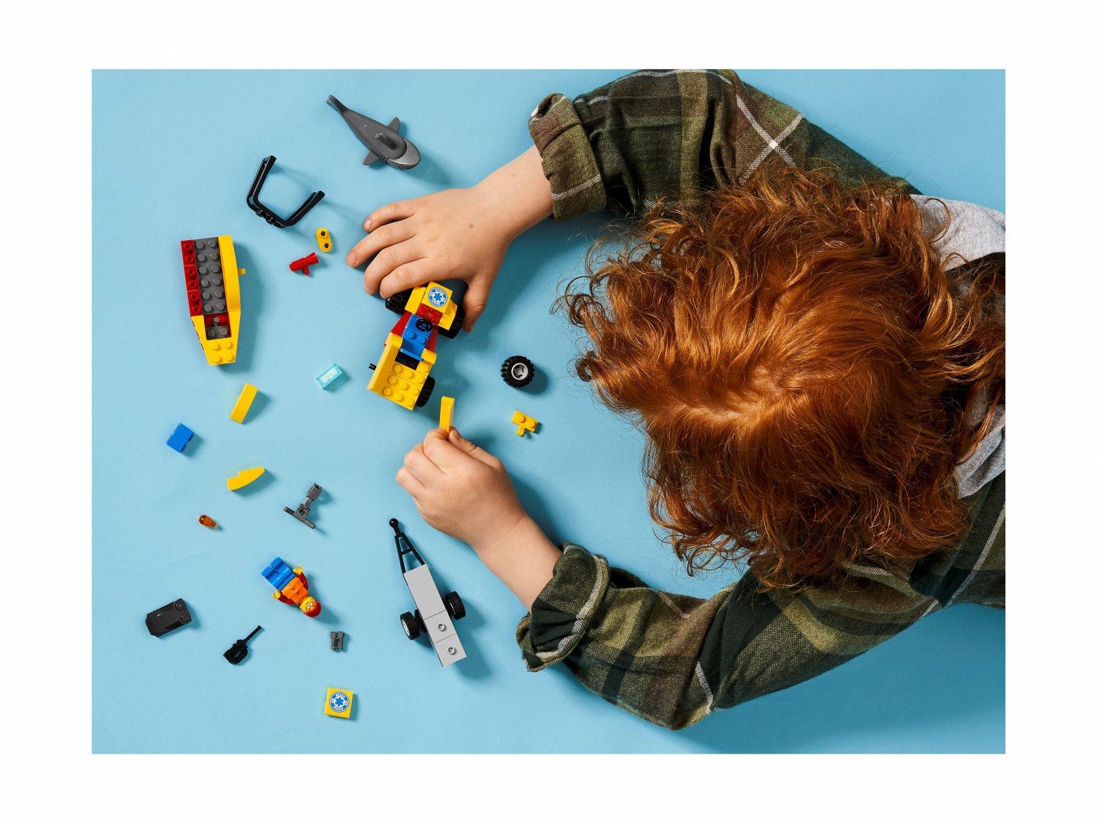 LEGO 60286 City Plażowy quad ratunkowy