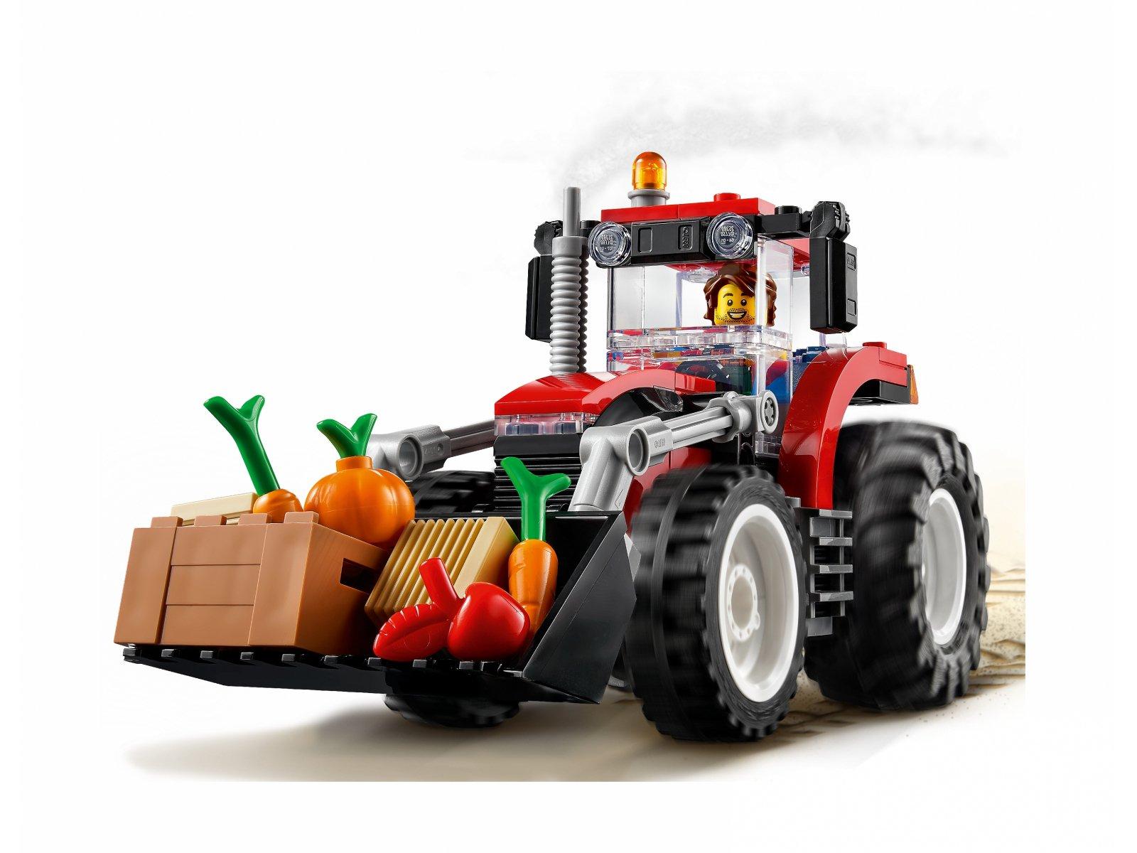 LEGO 60287 City Traktor