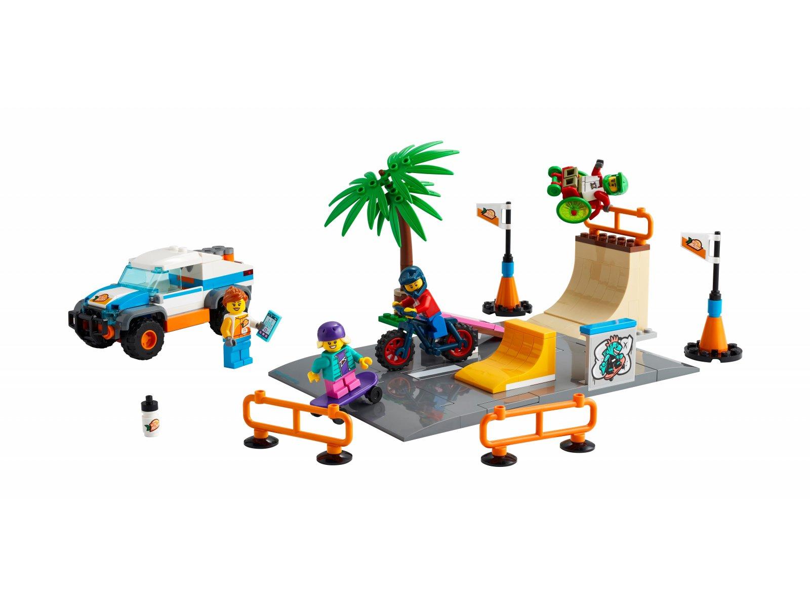 LEGO 60290 Skatepark