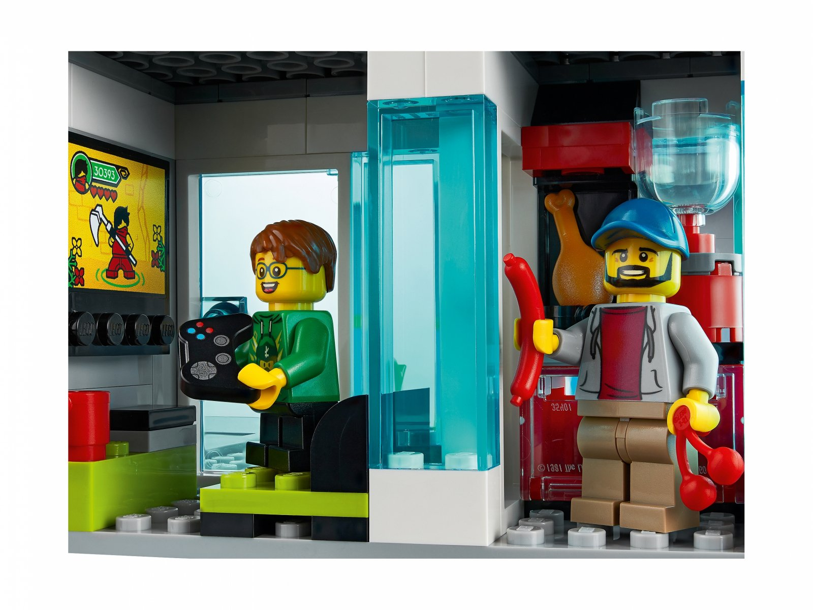LEGO City Dom rodzinny 60291