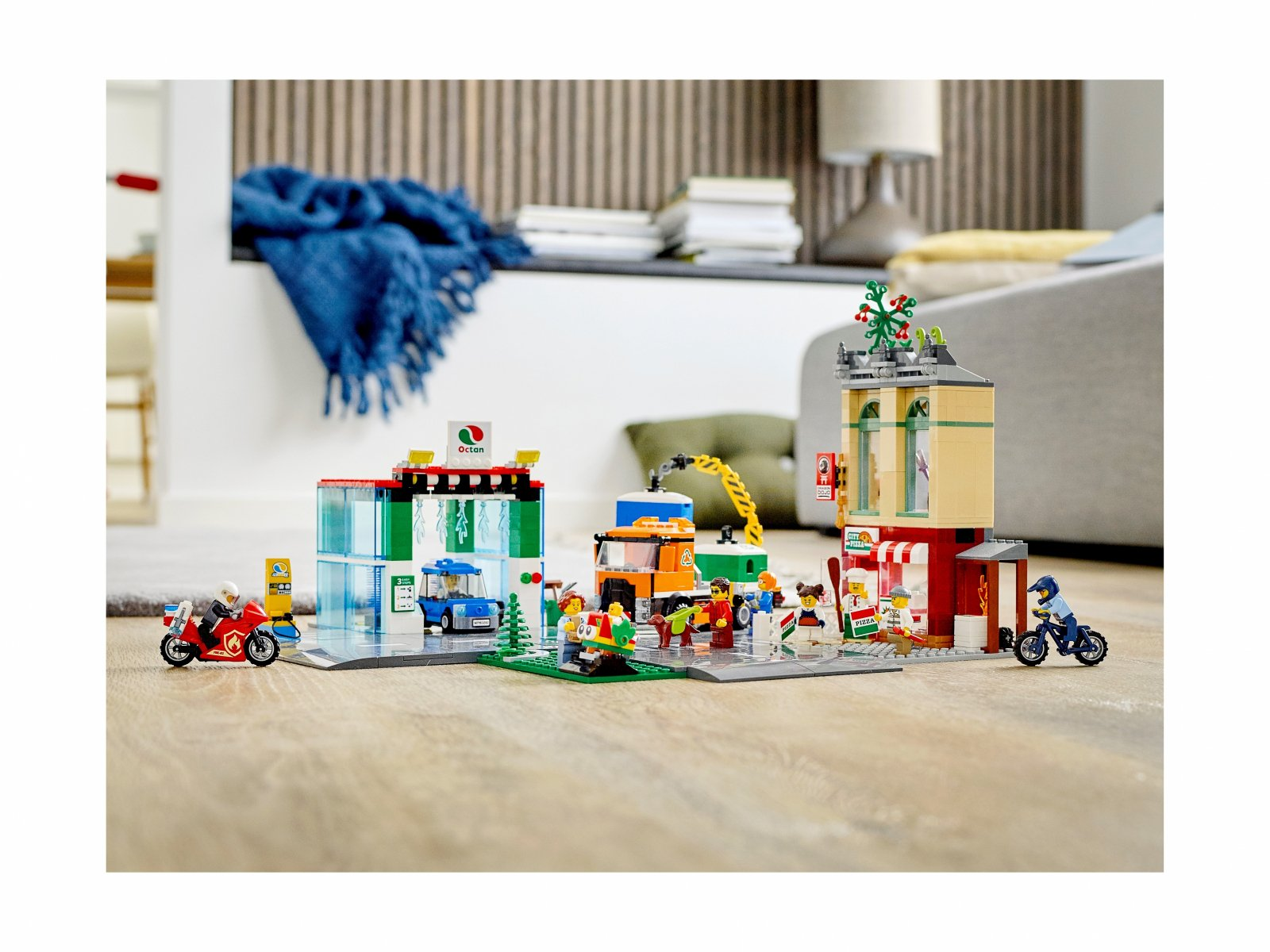 LEGO 60292 City Centrum miasta