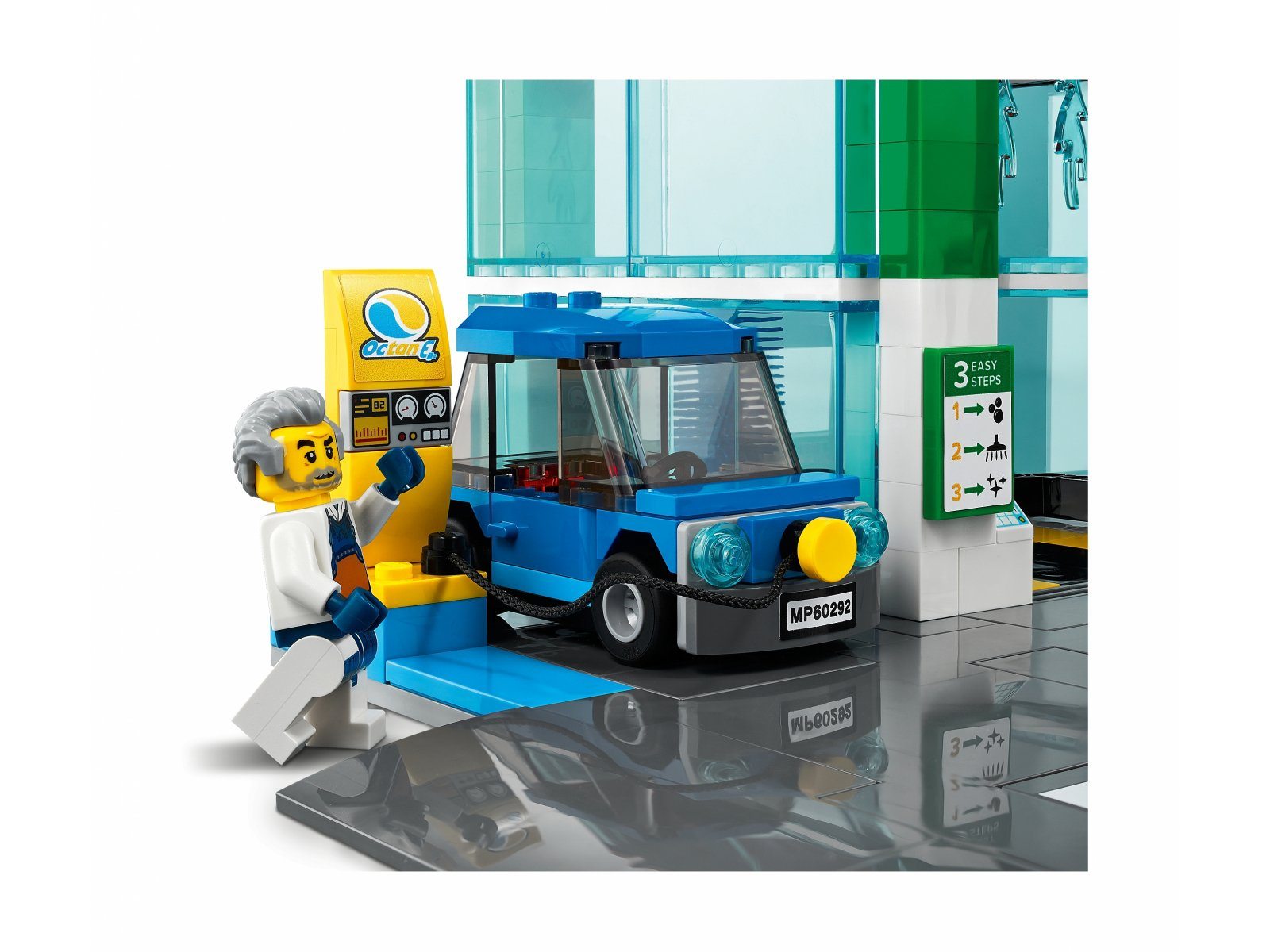 LEGO City Centrum miasta 60292