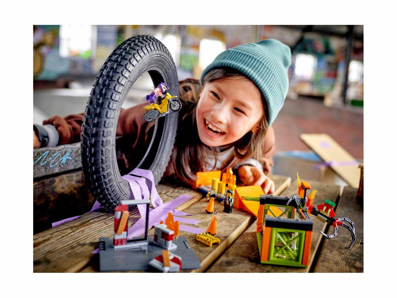 LEGO 60293 City Park kaskaderski