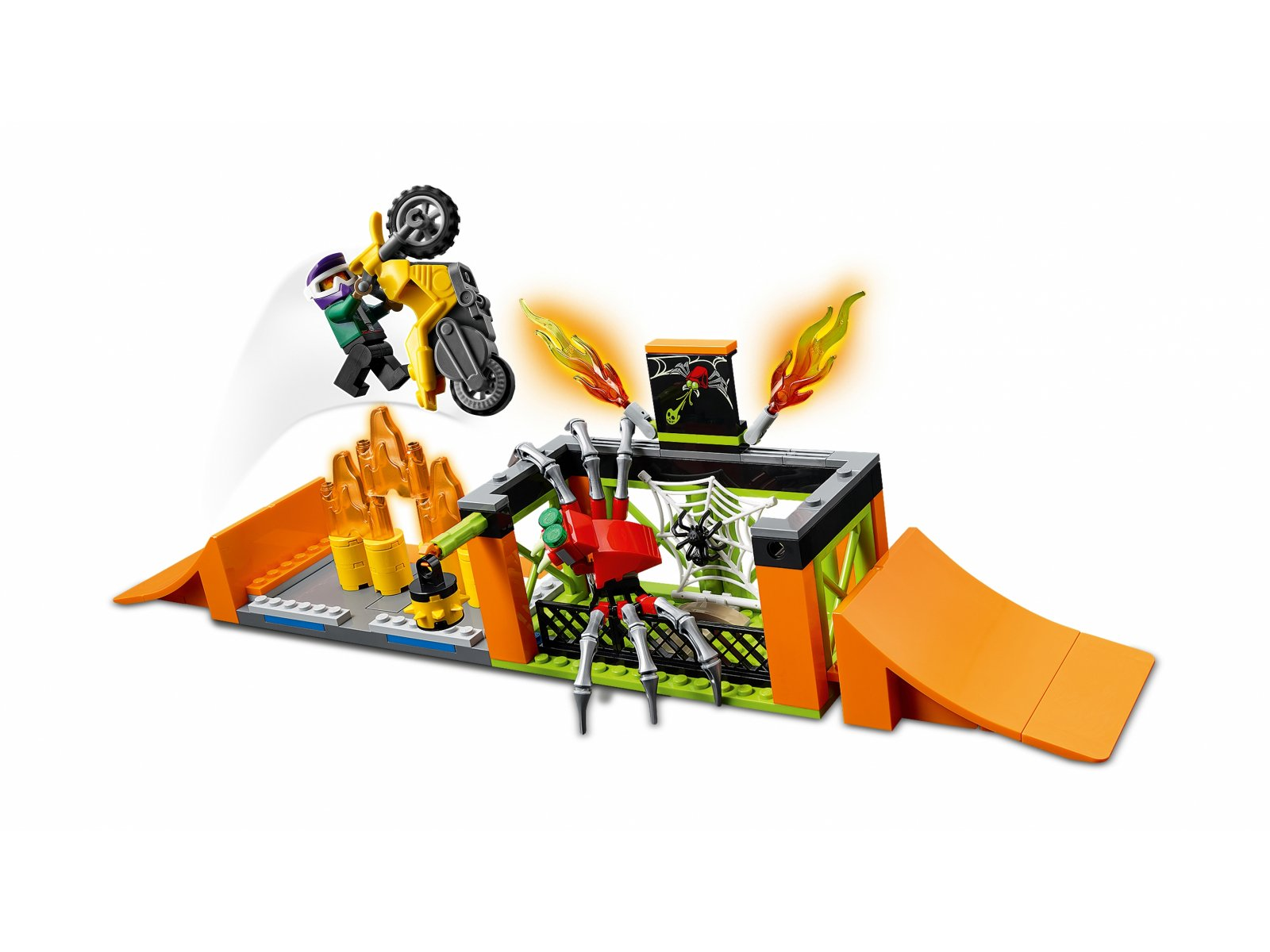 LEGO 60293 Park kaskaderski