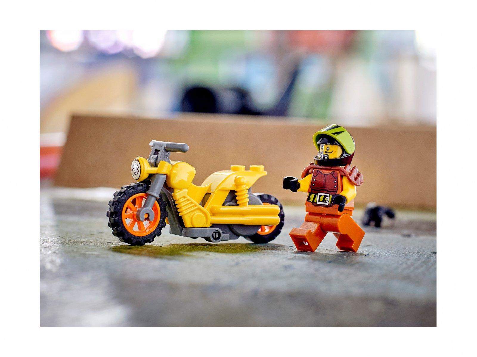 LEGO 60297 Demolka na motocyklu kaskaderskim