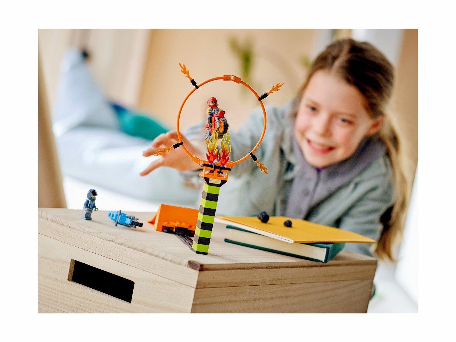 LEGO City Konkurs kaskaderski 60299