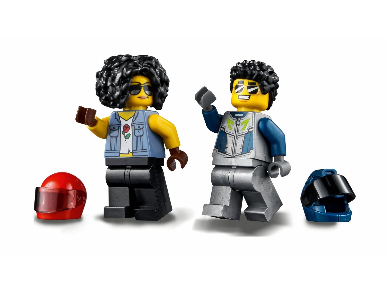 LEGO 60299 Konkurs kaskaderski