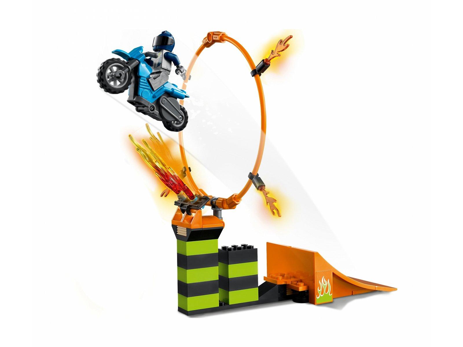 LEGO 60299 City Konkurs kaskaderski