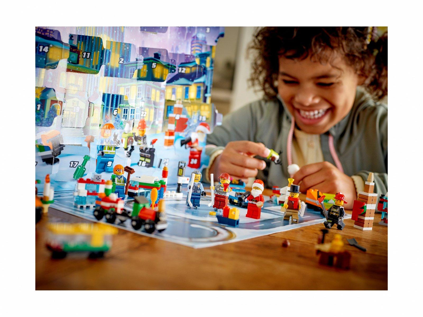 LEGO 60303 City Kalendarz adwentowy