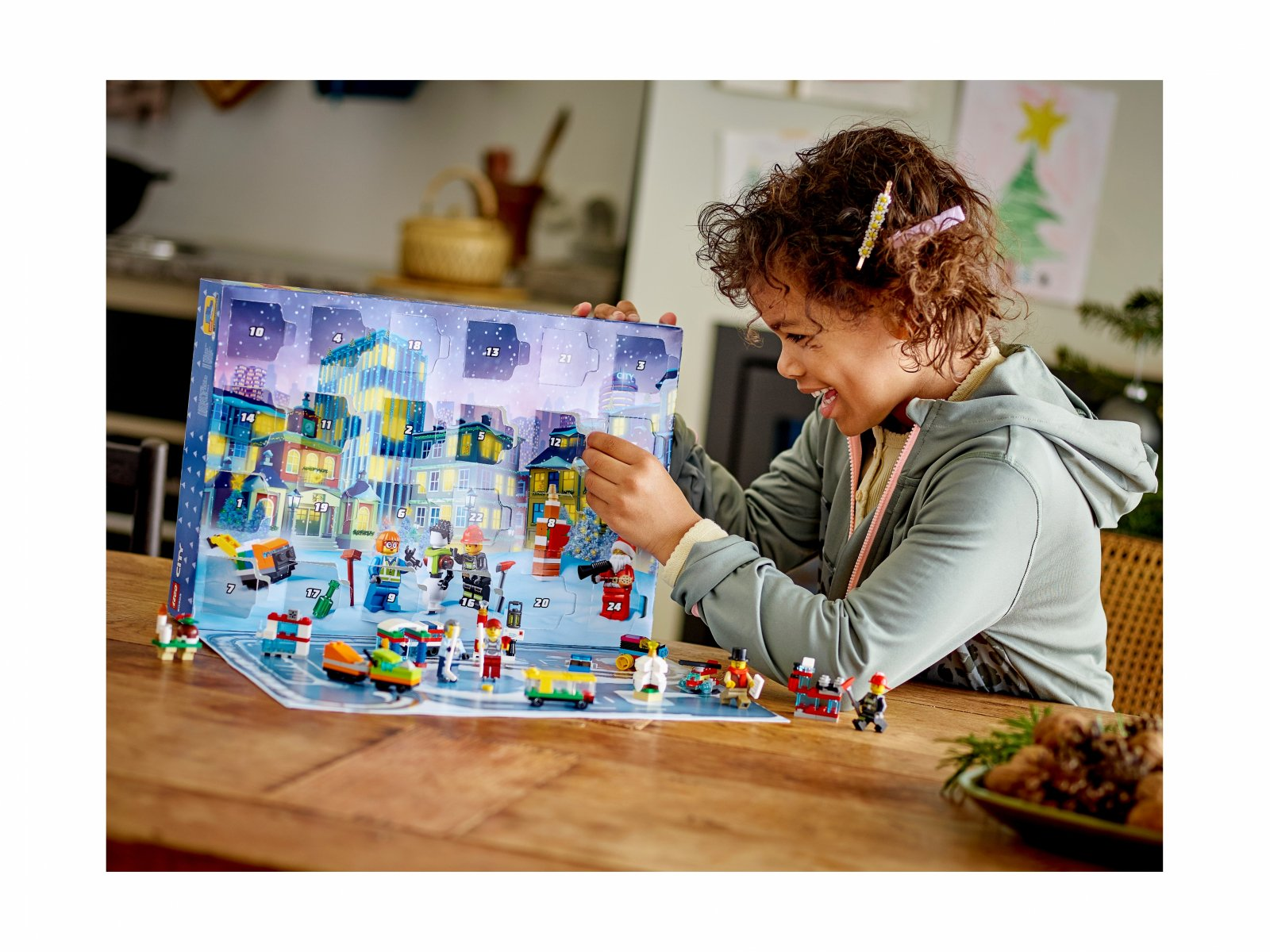 LEGO 60303 Kalendarz adwentowy