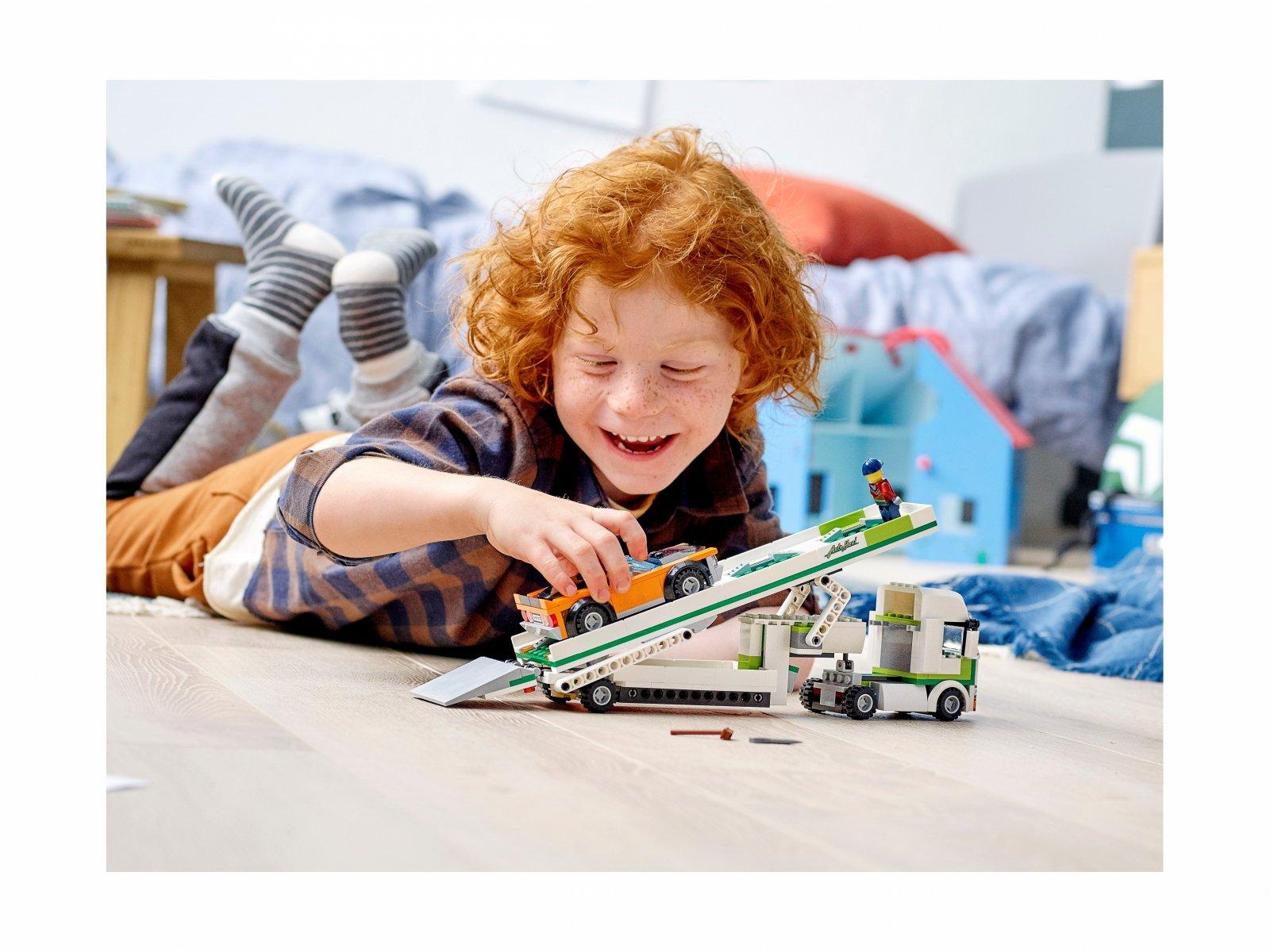 LEGO City 60305 Laweta