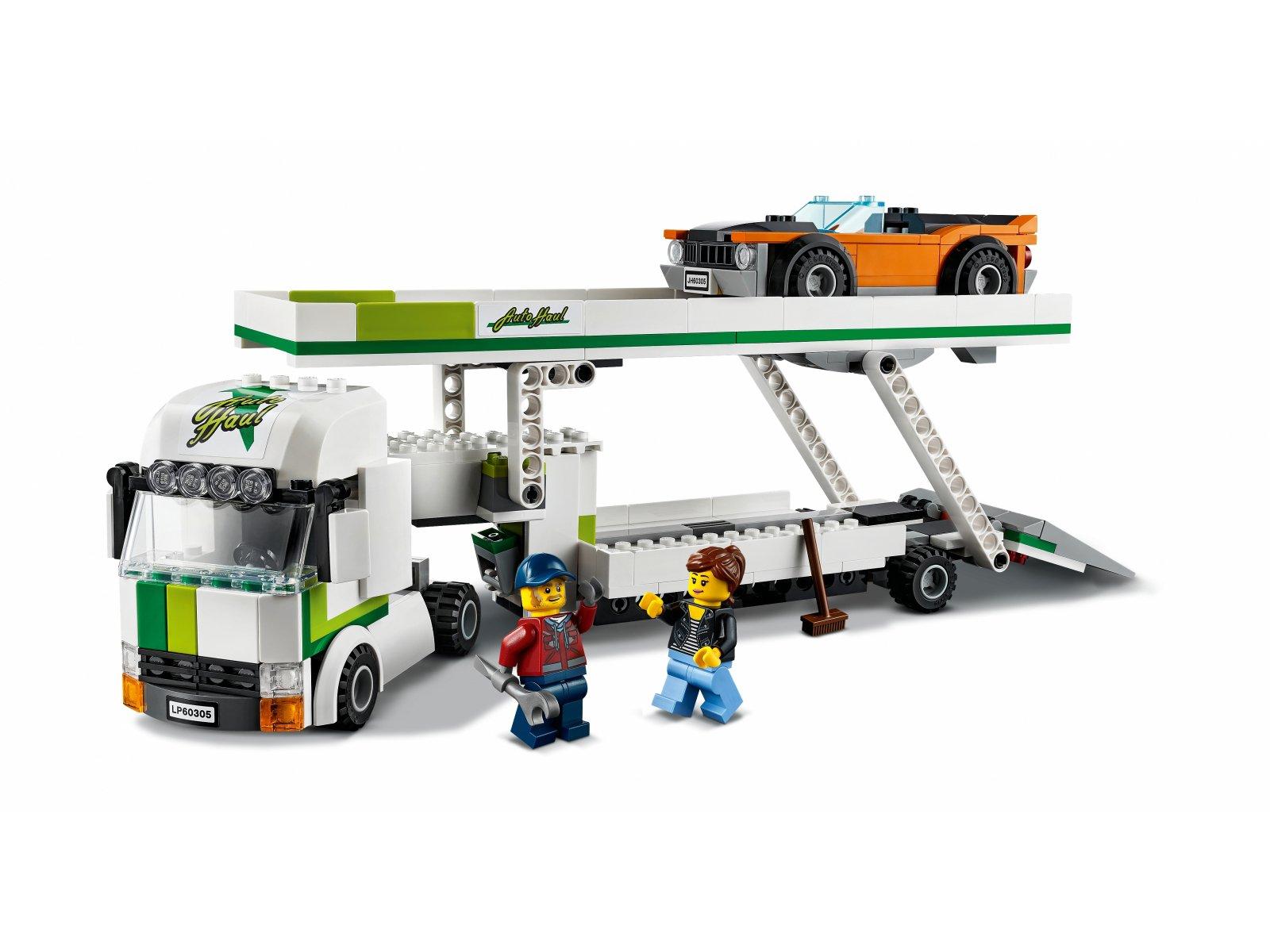 LEGO City Laweta 60305