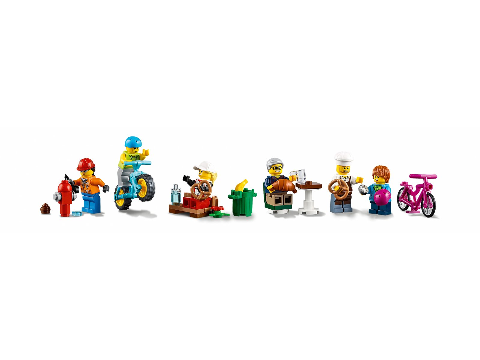 LEGO 60306 Ulica handlowa