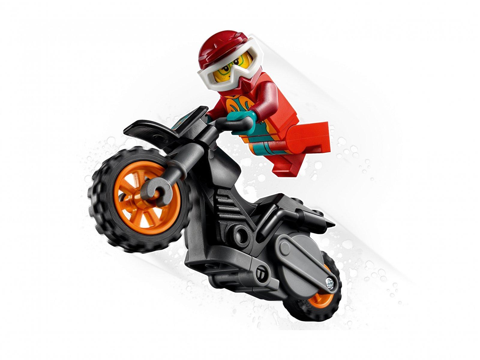 LEGO City 60311 Ognisty motocykl kaskaderski