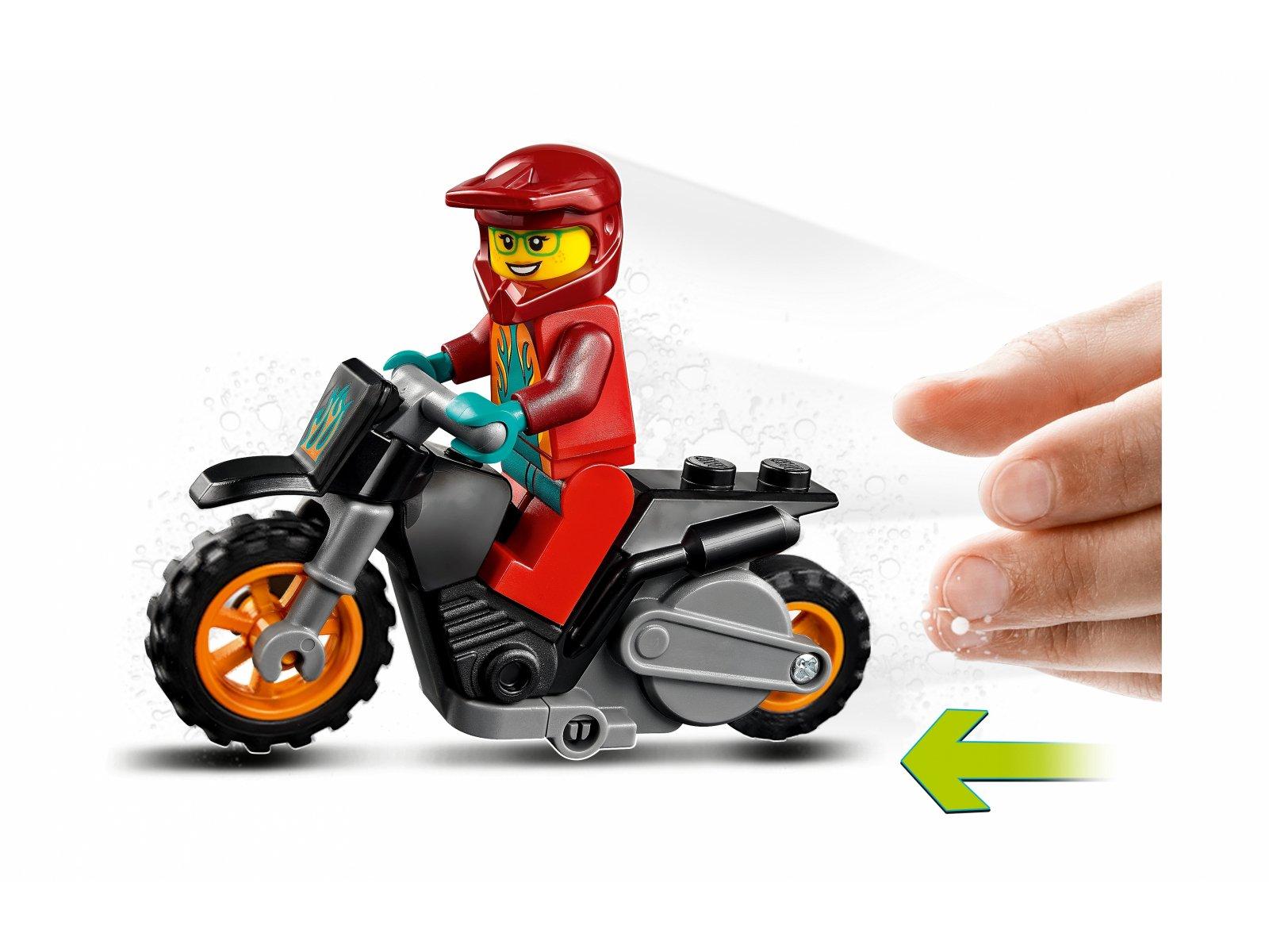 LEGO 60311 City Ognisty motocykl kaskaderski