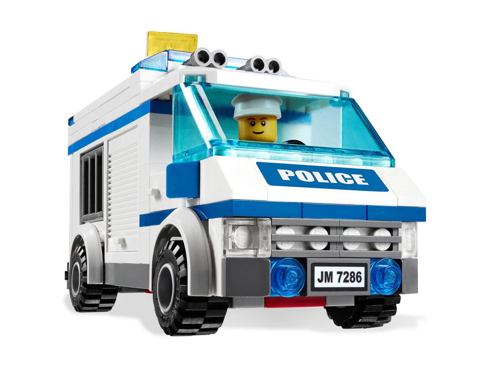 LEGO City Konwój 7286