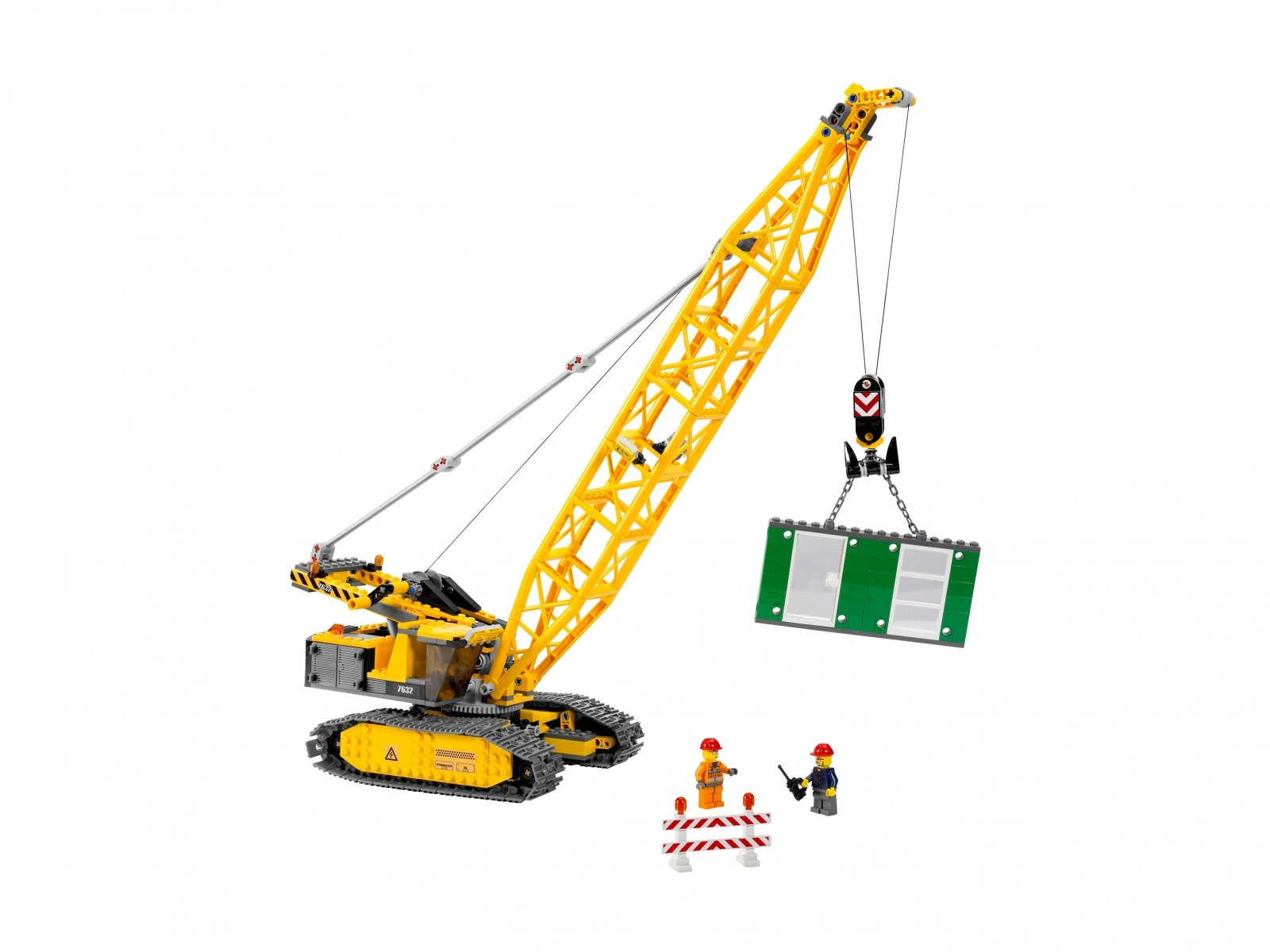 LEGO City 7632 Żuraw