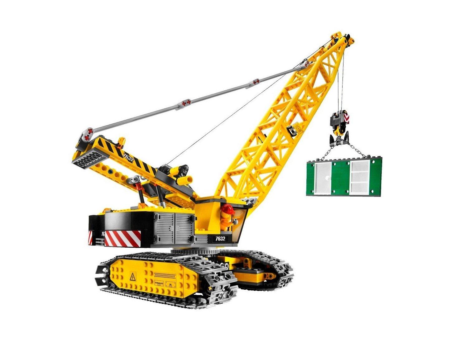 LEGO City 7632 Żuraw