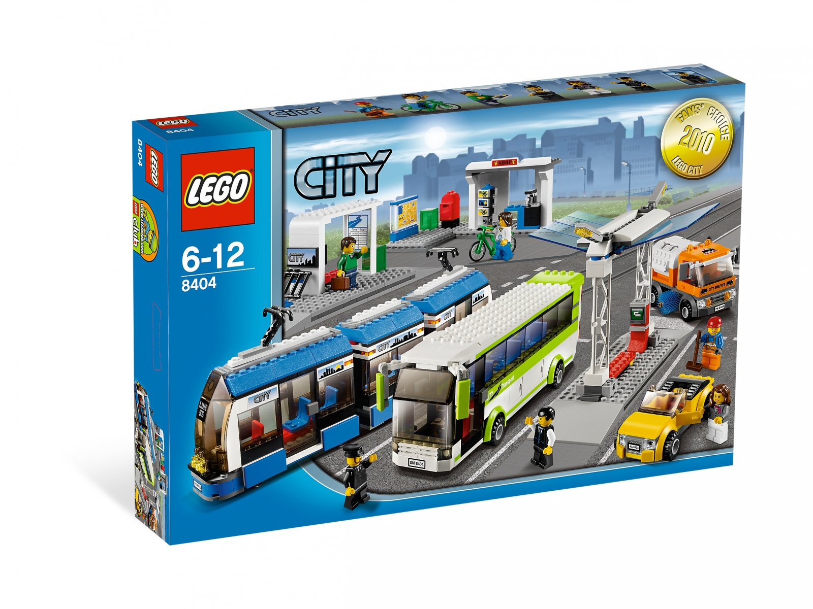 LEGO 8404 Public Transport