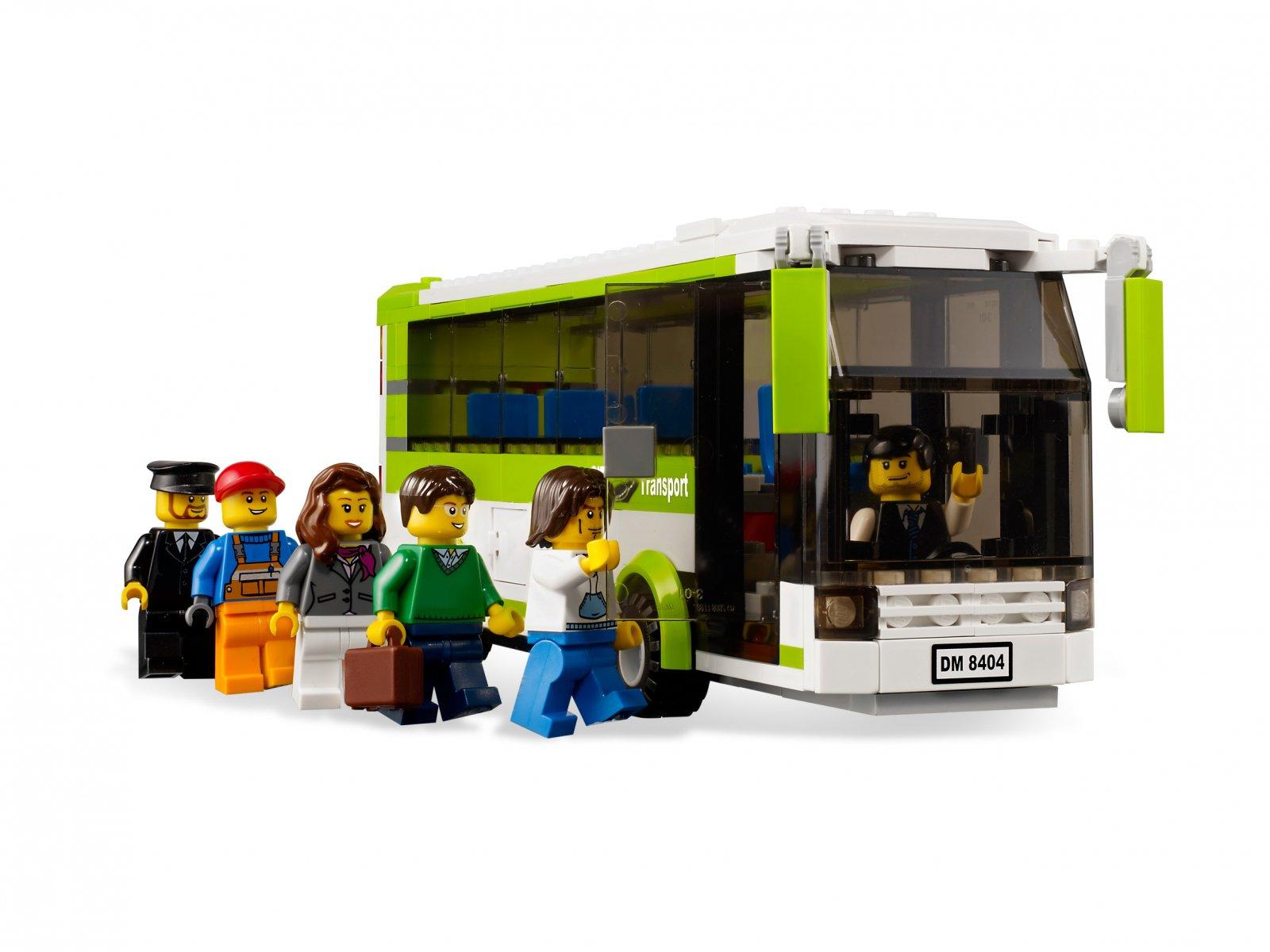 LEGO City 8404 Public Transport