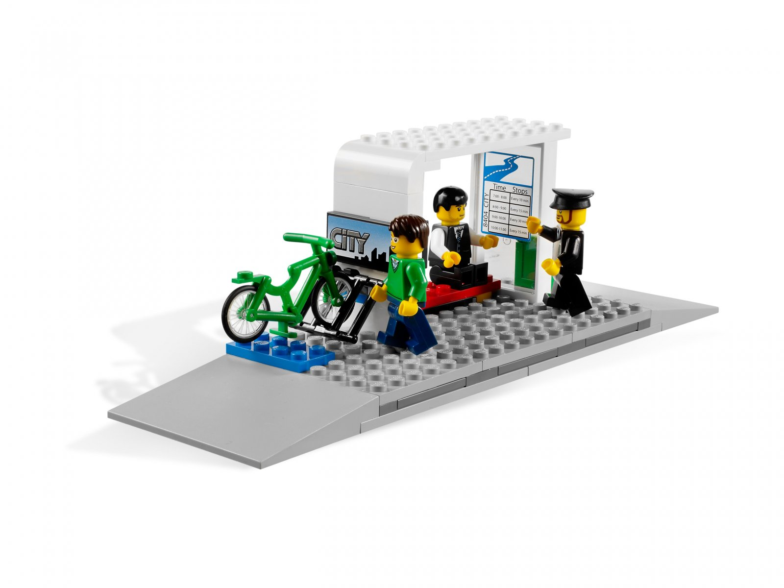 LEGO 8404 City Public Transport