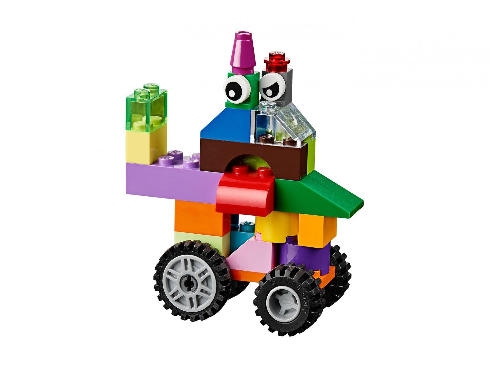 Lego 10696 Classic Kreatywne Klocki Lego średnie Pudełko