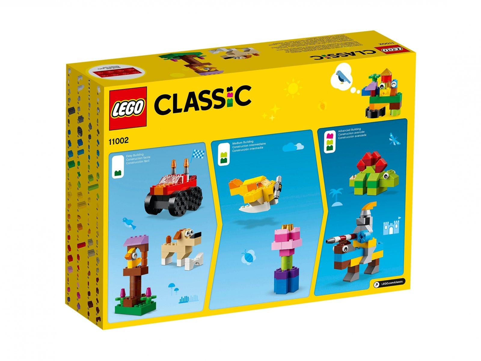 LEGO 11002 Classic Podstawowe klocki