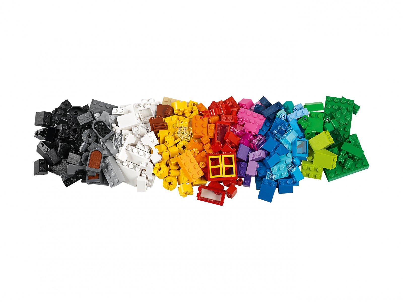 LEGO Classic Klocki i domki 11008