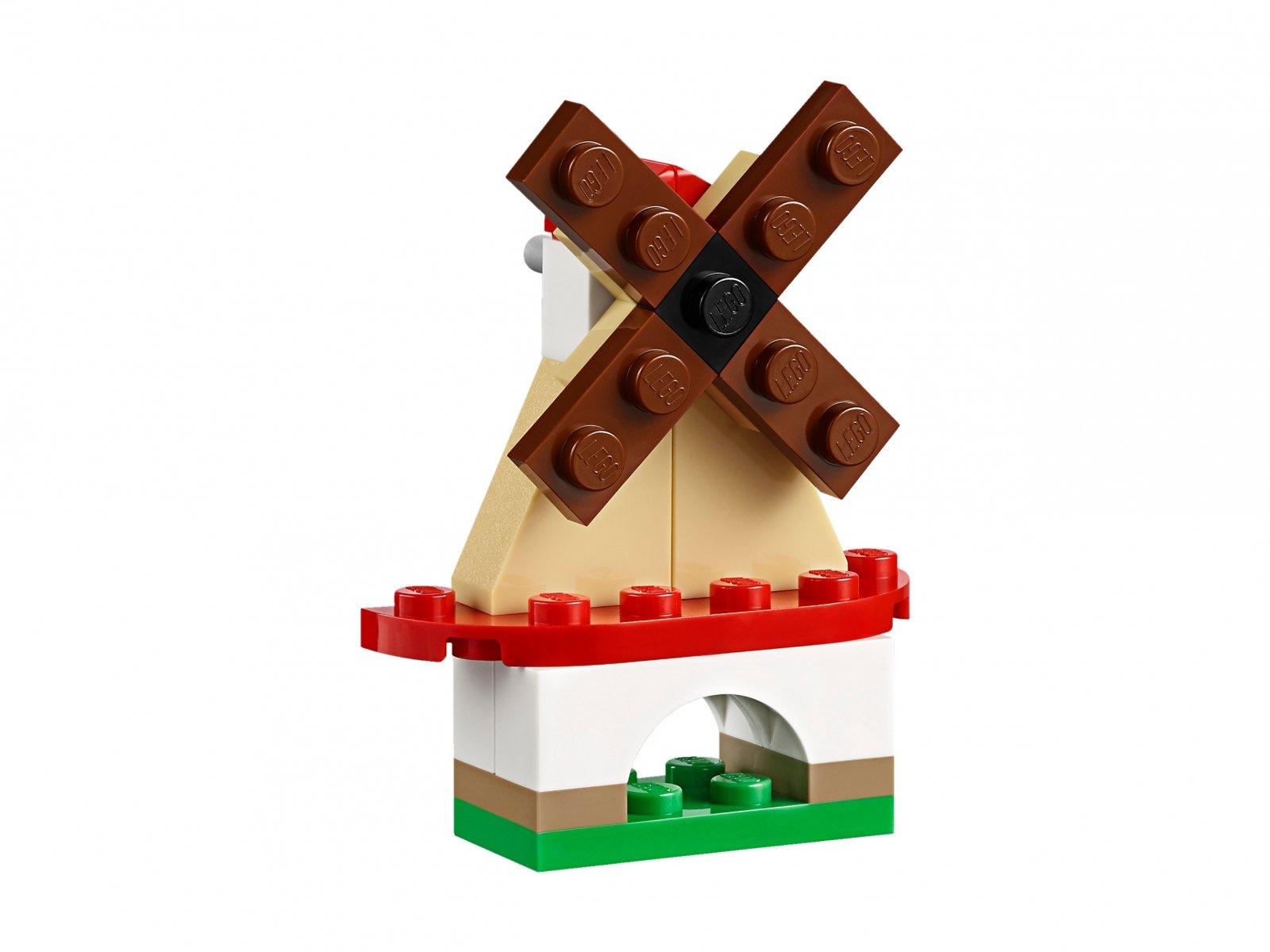 LEGO Classic Klocki i światła 11009