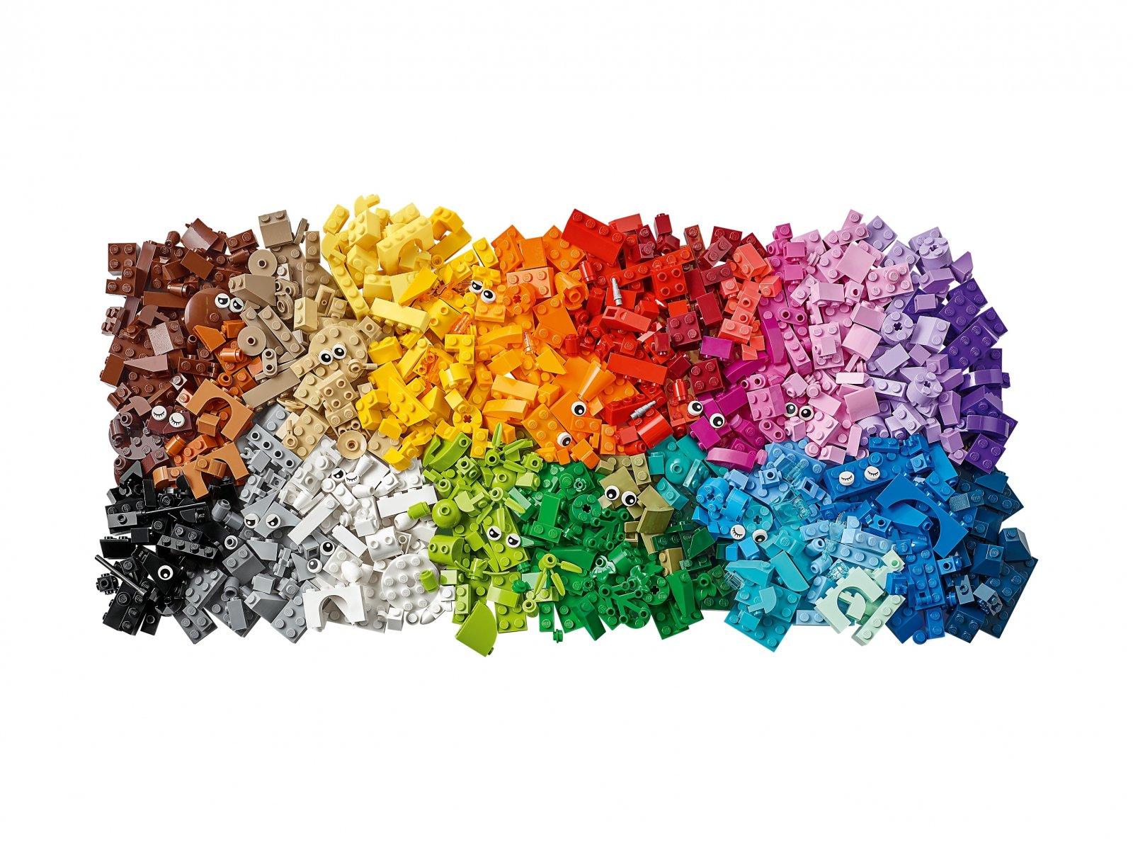 LEGO Classic 11011 Klocki i zwierzątka