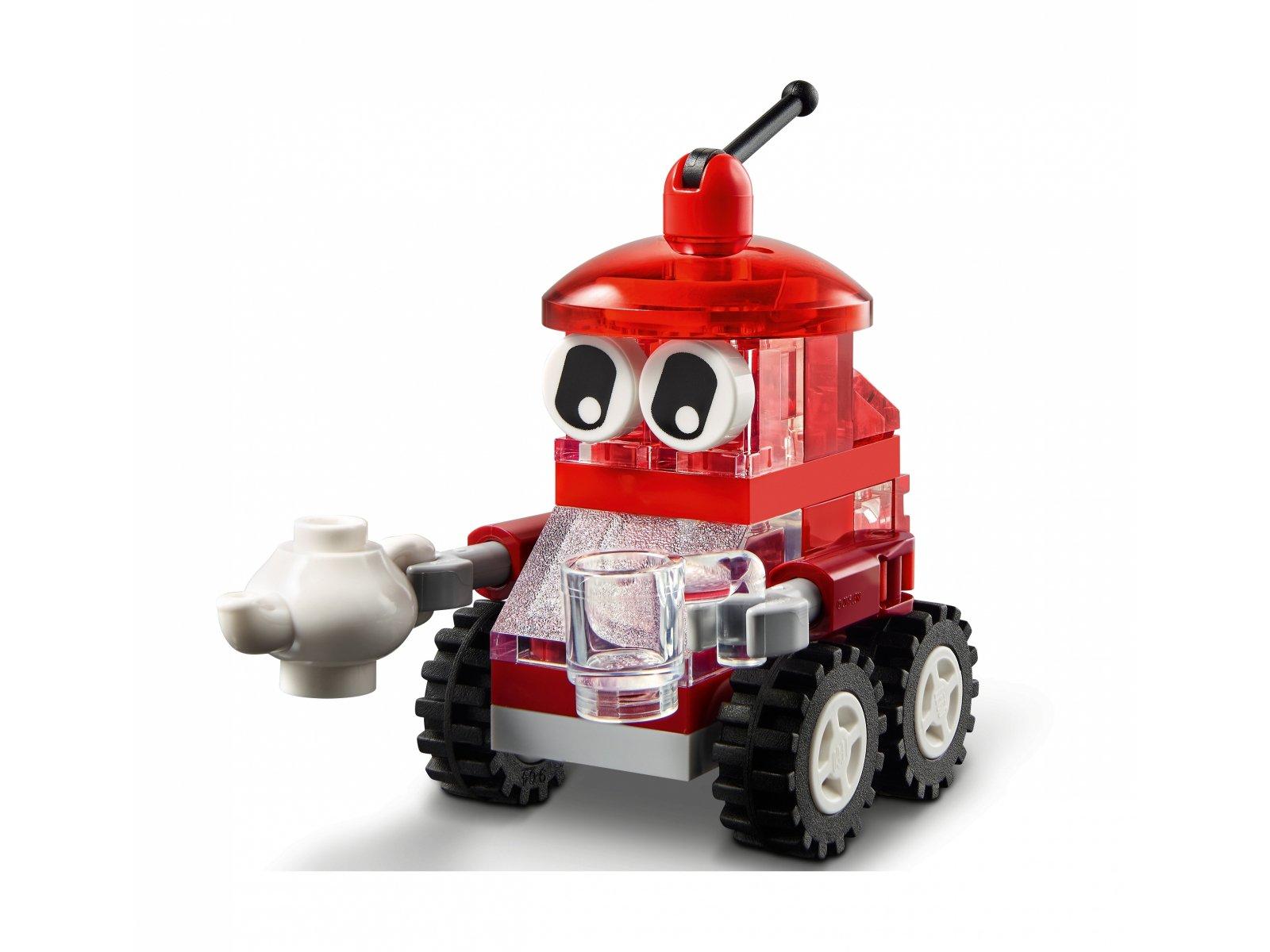 LEGO 11013 Kreatywne przezroczyste klocki