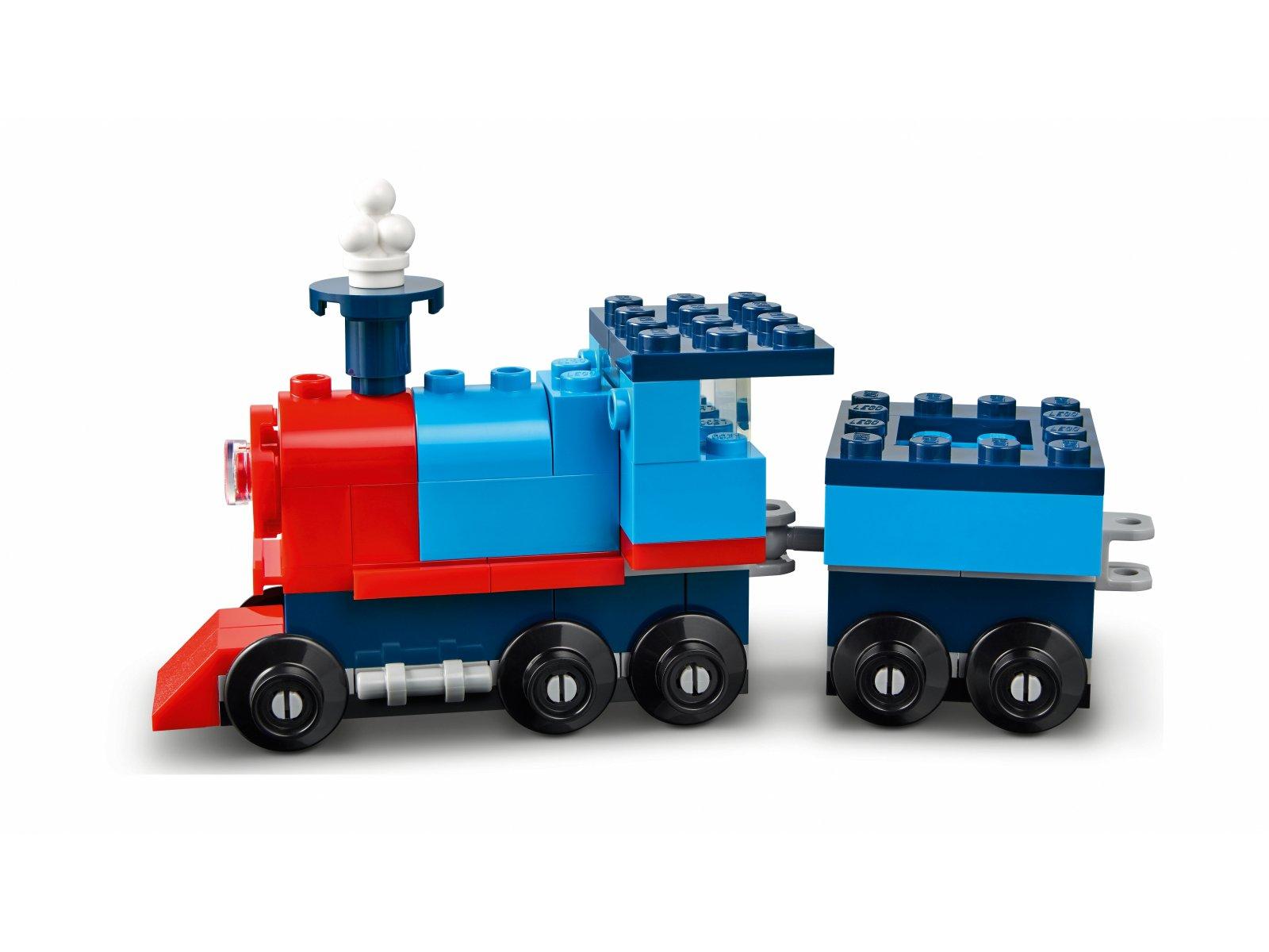 LEGO Classic Klocki na kołach 11014