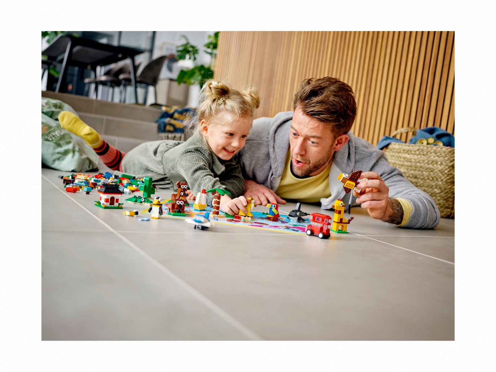 LEGO 11015 Dookoła świata