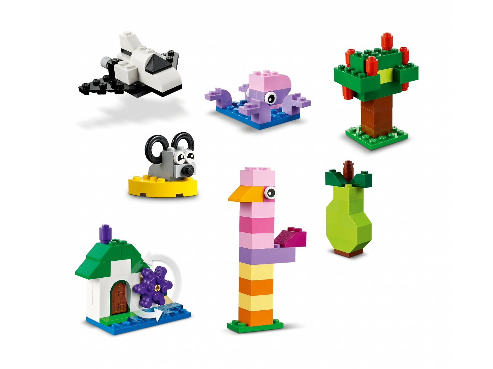 LEGO 11016 Kreatywne klocki