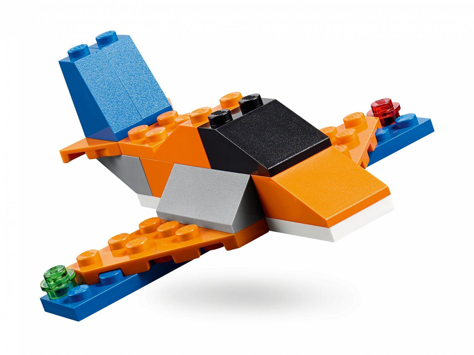 LEGO Classic Klocki, klocki, płytki 11717