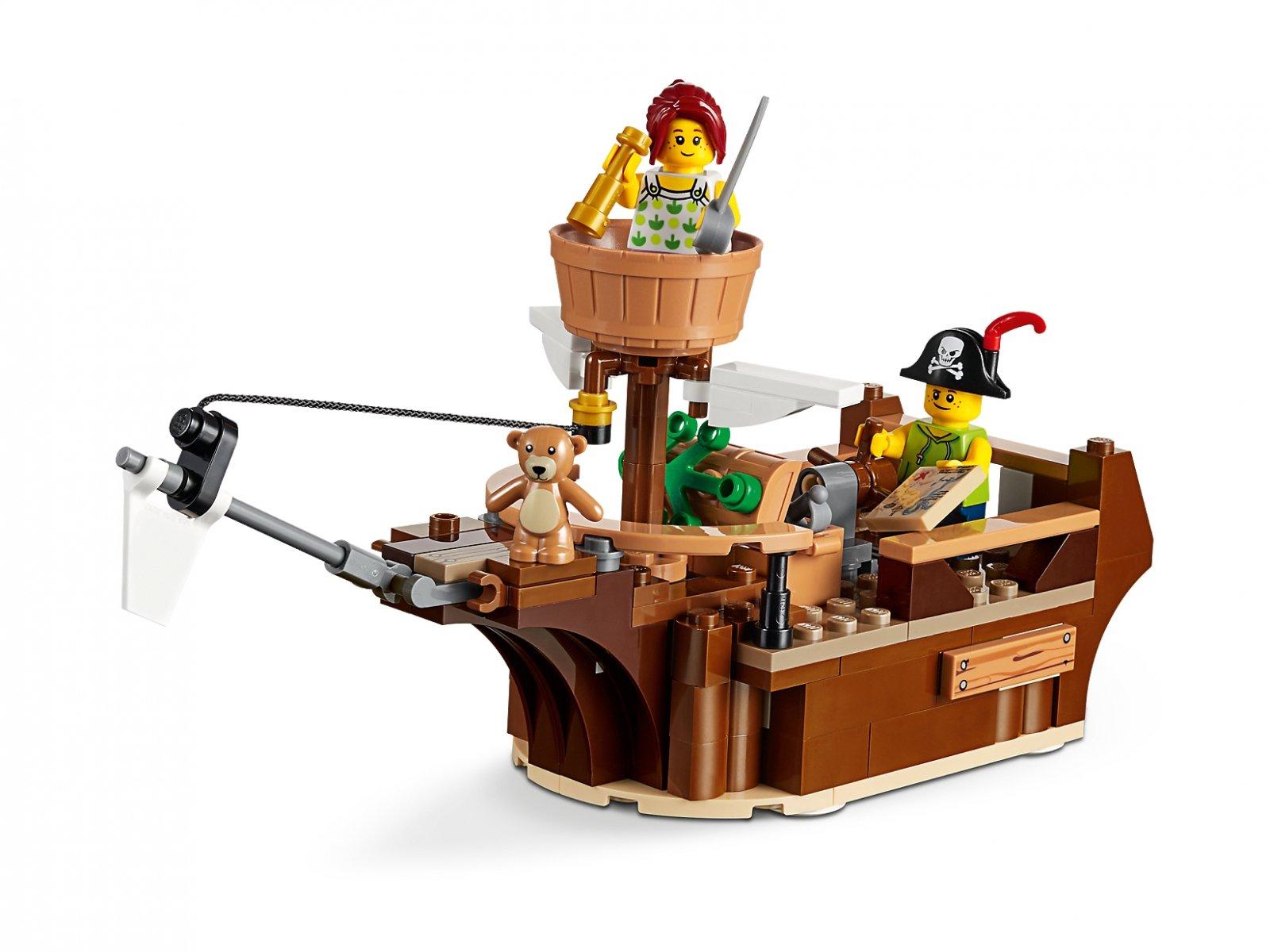 LEGO Creator 3 w 1 Poszukiwanie skarbów 31078