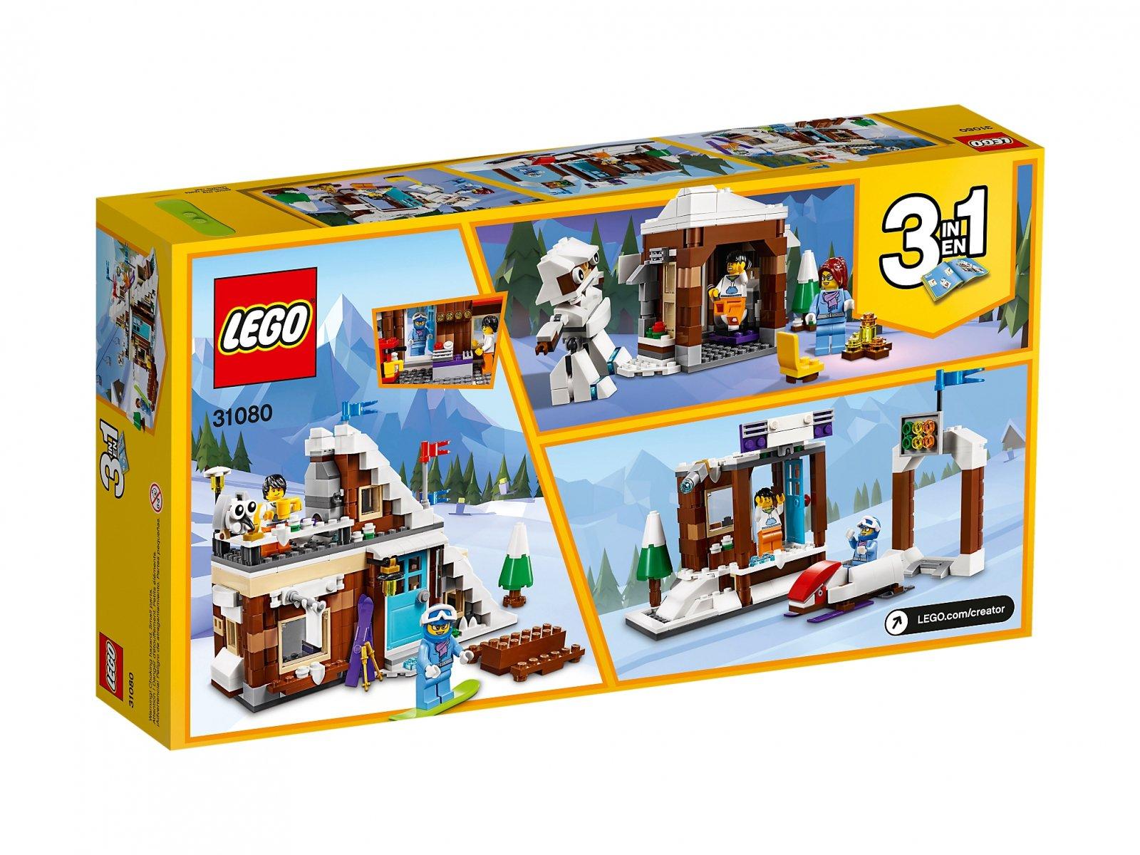 LEGO 31080 Ferie zimowe