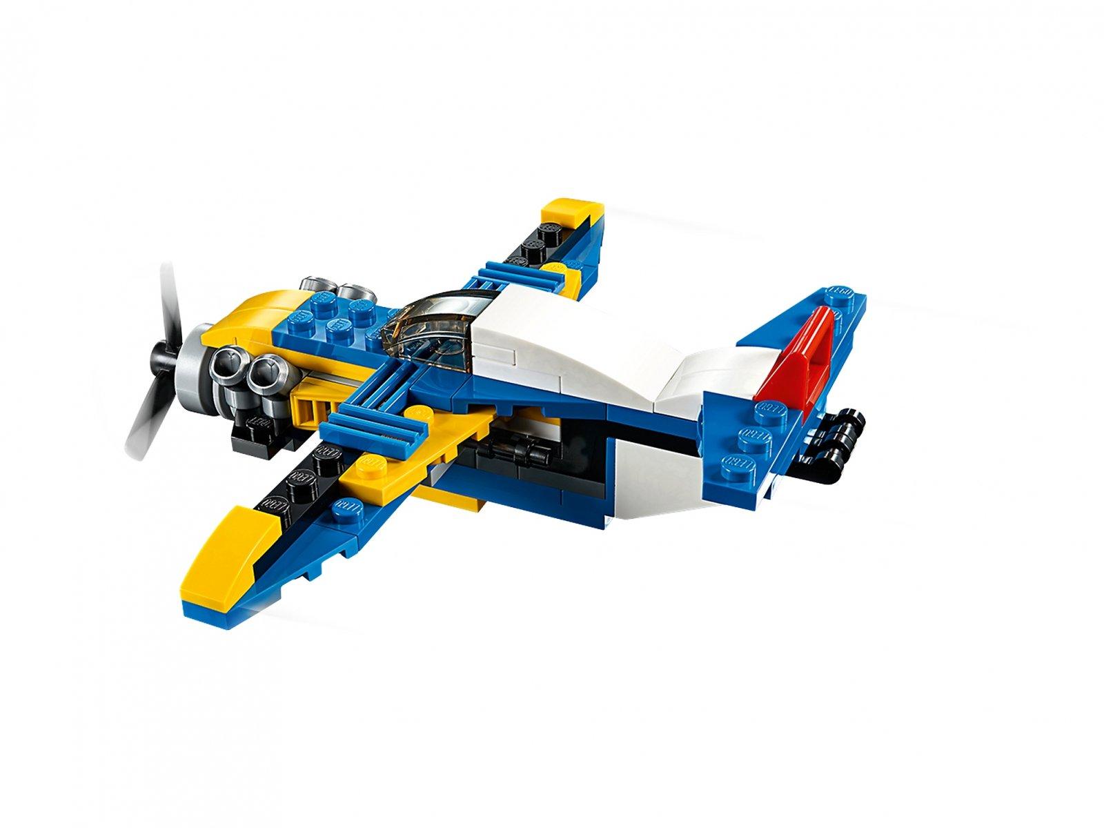 LEGO Creator 3 w 1 Lekki pojazd terenowy 31087