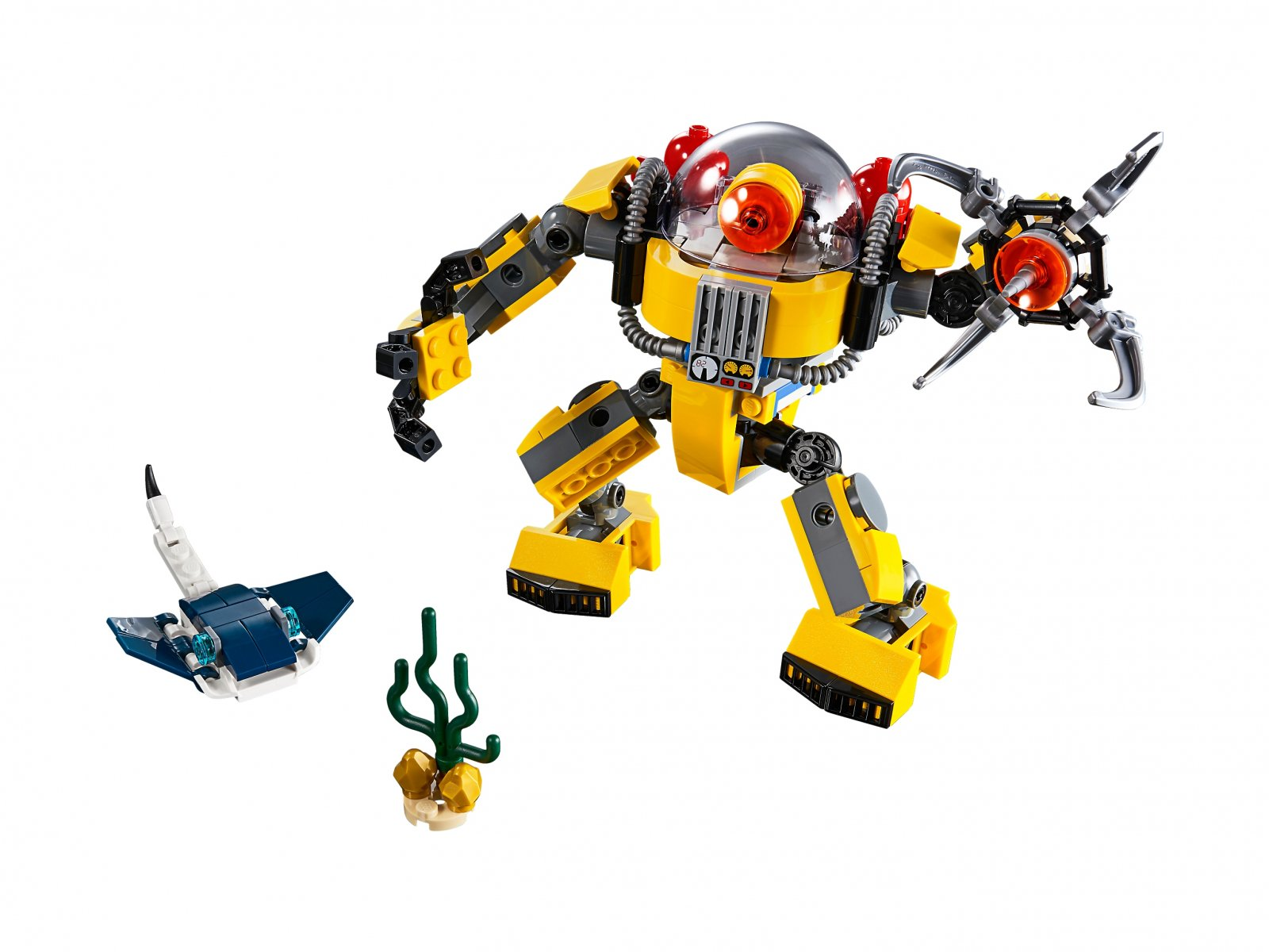 LEGO 31090 Creator 3 w 1 Podwodny robot