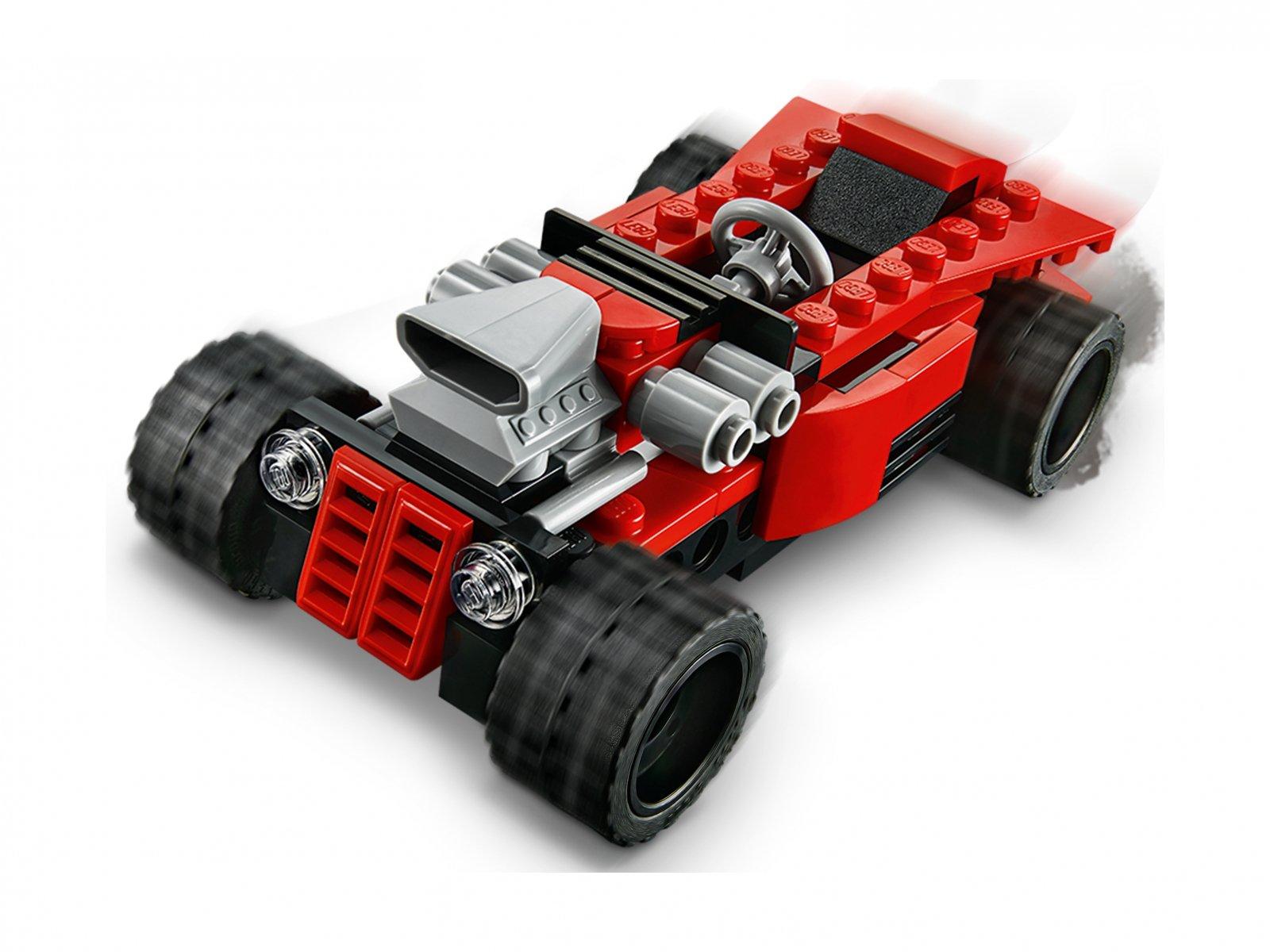 LEGO 31100 Creator 3 w 1 Samochód sportowy