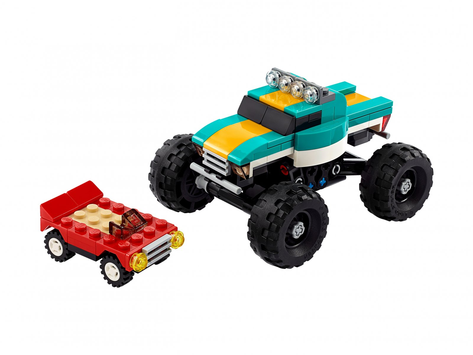 LEGO Creator 3 w 1 31101 Monster truck