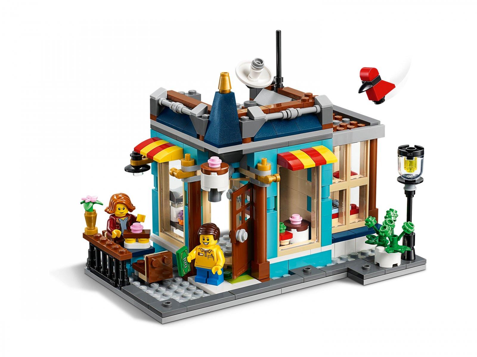 LEGO Creator 3 w 1 Sklep z zabawkami 31105