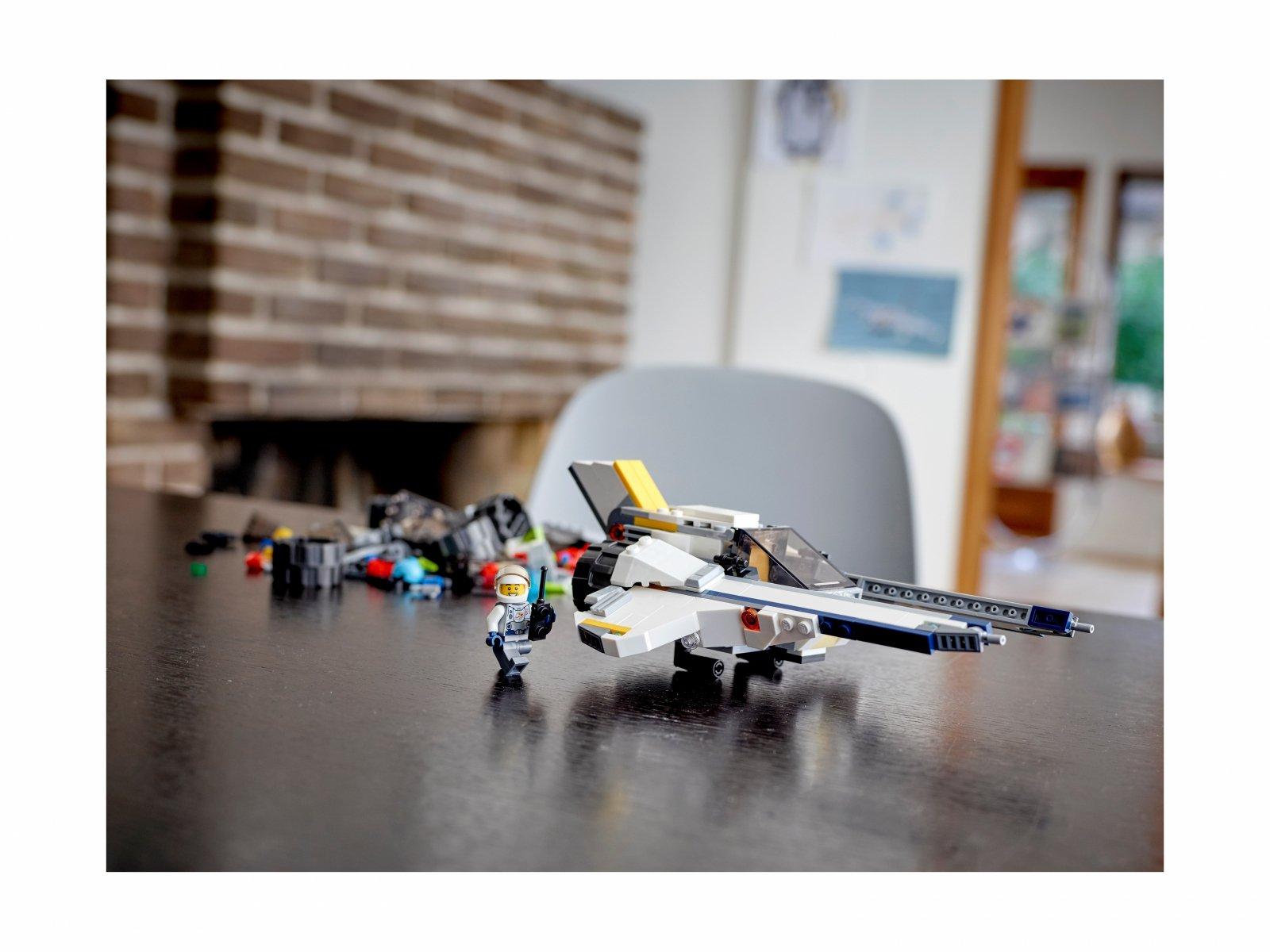 LEGO 31107 Łazik kosmiczny