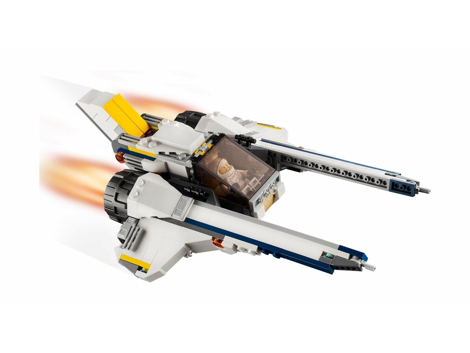 LEGO Creator 3 w 1 31107 Łazik kosmiczny